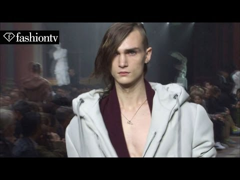 Lanvin Men Fall/Winter 2014-15 | Paris Men's Fashion Week | FashionTV