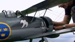 Gloster Gladiator J8