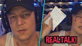Zuschauer hinterlassen Nachricht! 😱 Fan-Besuche Realtalk | MontanaBlack Realtalk