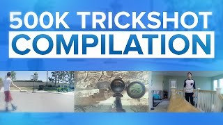 500K TRICKSHOT COMPILATION!! | FaZe Rug