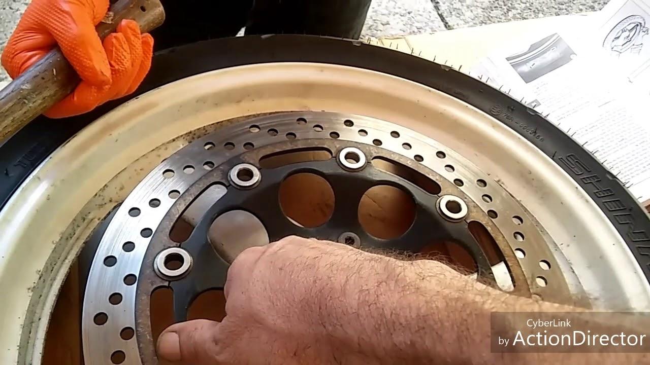 Suzuki GS500E Front Wheel Bearings 1989-2007