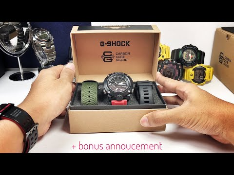 TOP 10 REASON TO BUY A GA-2000 G-SHOCK WATCH