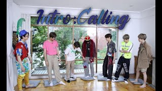 INTRO:CALLING II 8D AUDIO II BTS II JAPANESE