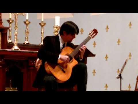 Fugue (BWV 1000) by J. S. Bach - M. A. Cruz