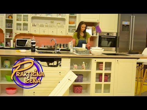 Praktična žena - Saveti za pranje posuđa