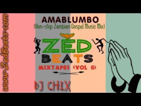 ZedBeats Mixtapes (Vol. 8) - Amalumbo (Non-Stop Zambian Gospel Music Mix)