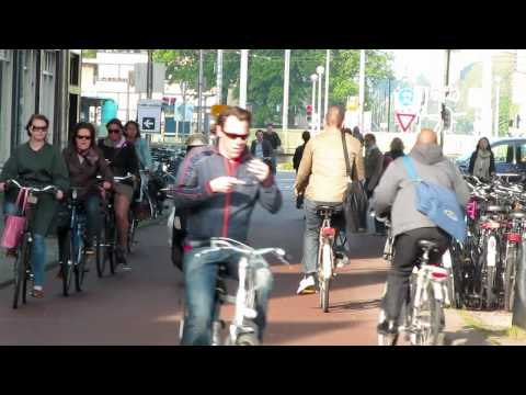 Bicycle Rush Hour Utrecht (Netherlands) I