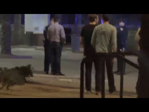 DUI Arrest Near AMC Theatre