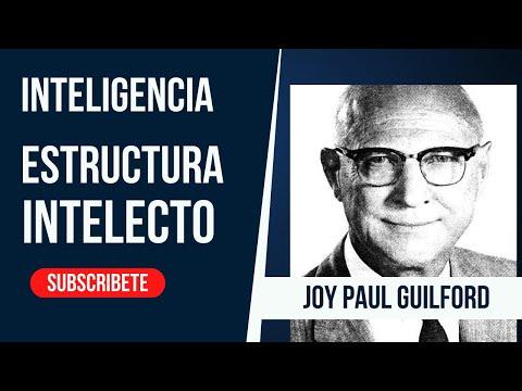 TEORÍA DE LA ESTRUCTURA DEL INTELECTO DE GUILFORD