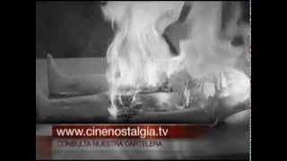 "Cine Nostalgia promocional ""Muñecos infernales"""