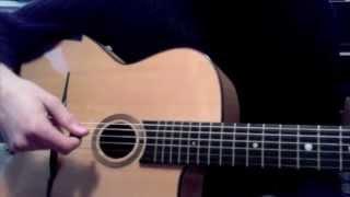 skyfall Adele guitare