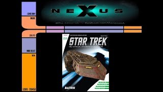 Star Trek Starships Collection Batris 159 Review