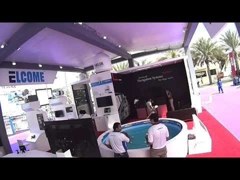 Elcome & GDS at Dubai International Boat Show 2014