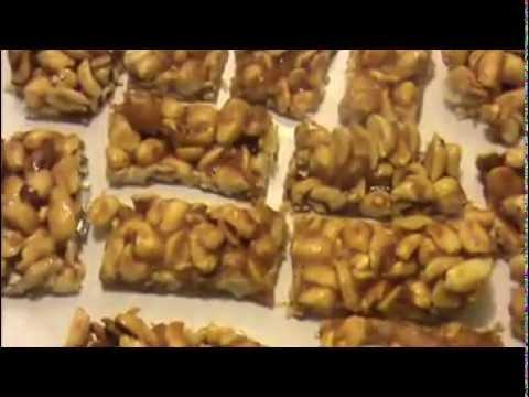 Peanut Chikki (Kadalai Mittai) - YouTube
