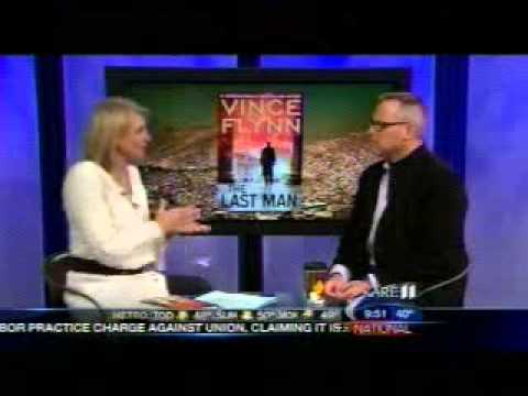 VINCE FLYNN (11) Mitch Rapp Novels hardbacks with dust jackets