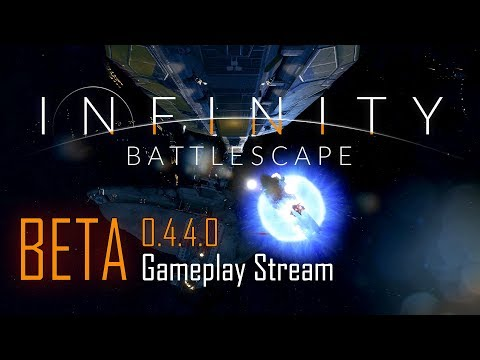 Infinity: Battlescape Gameplay Stream - MASSIVE ExplosionFX Patch