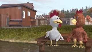 Hühnerstall / Hühnerhaus DUO VARIO Teil 2 v 3 (Milbenbekämfpung - Vogelmilbe)