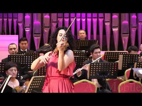 Alena Baeva - Tchaikovsky Violin Concerto In D, Op. 35