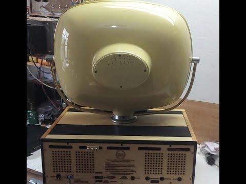 Televisor Philco -  Predicta 1960