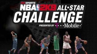 NBA 2K9 SONG
