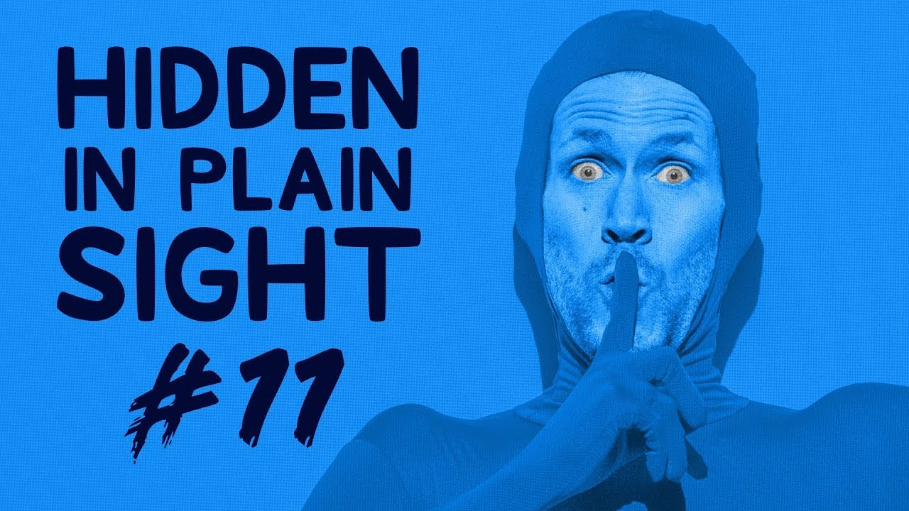 Download Can You Find Him in This Video? • Hidden in Plain Sight #11