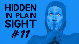 Can You Find Him In This Video • Hidden In Plain Sight 11