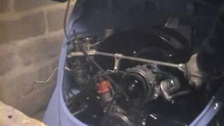 démarrage moteur cox 1835