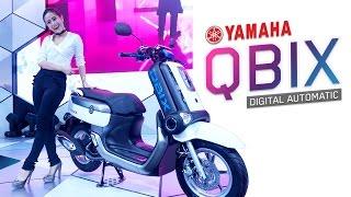 เฟื่องลดา | Yamaha QBIX มอเตอร์ไซค์สไตล์ดิจิตอล!
