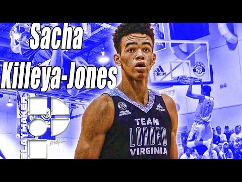 Sacha Killeya-Jones is Headed to Kentucky! Official Junior Mixtape!