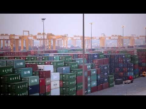 DP World  Corporate Video
