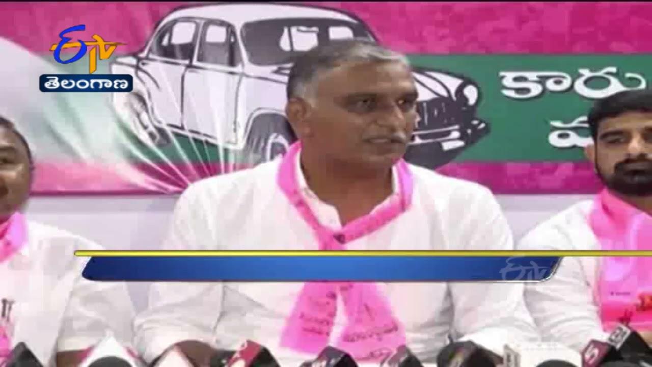 10 PM | Ghantaravam | News Headlines |  16th Oct 2021 | ETV Telangana