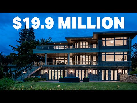 5791 Newton Wynd // Vancouver West // $26.9 Million