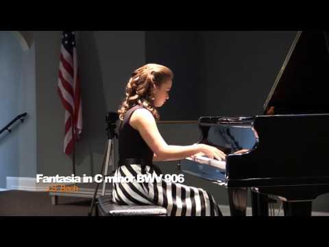 Grace - Piano Recital - 2016