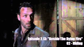 The Walking Dead - Season 2 OST - 2.13 - 02: Hiding
