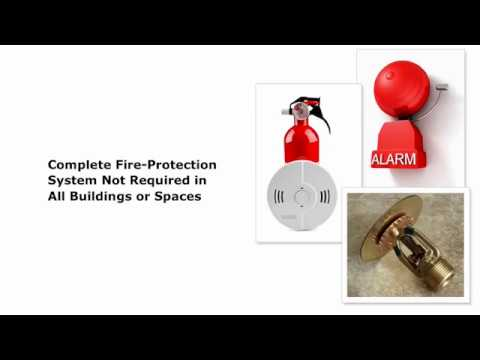 Fire Protection Systems: Building Codes and Safety Standards