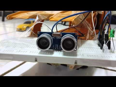 Proyek Sistem Embedded - Lampu Sein Otomatis