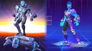 Gord No.1 Controller Annual Starlight Skin VS Conqueror Legend Skin | Mobile Legends