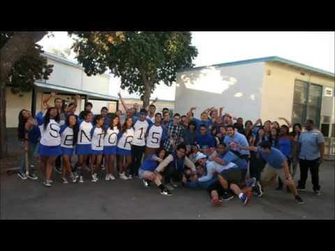 Carson Senior High School: Class 2015 ESET SENIOR FINALE