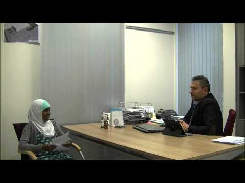 Interview mr Kemal