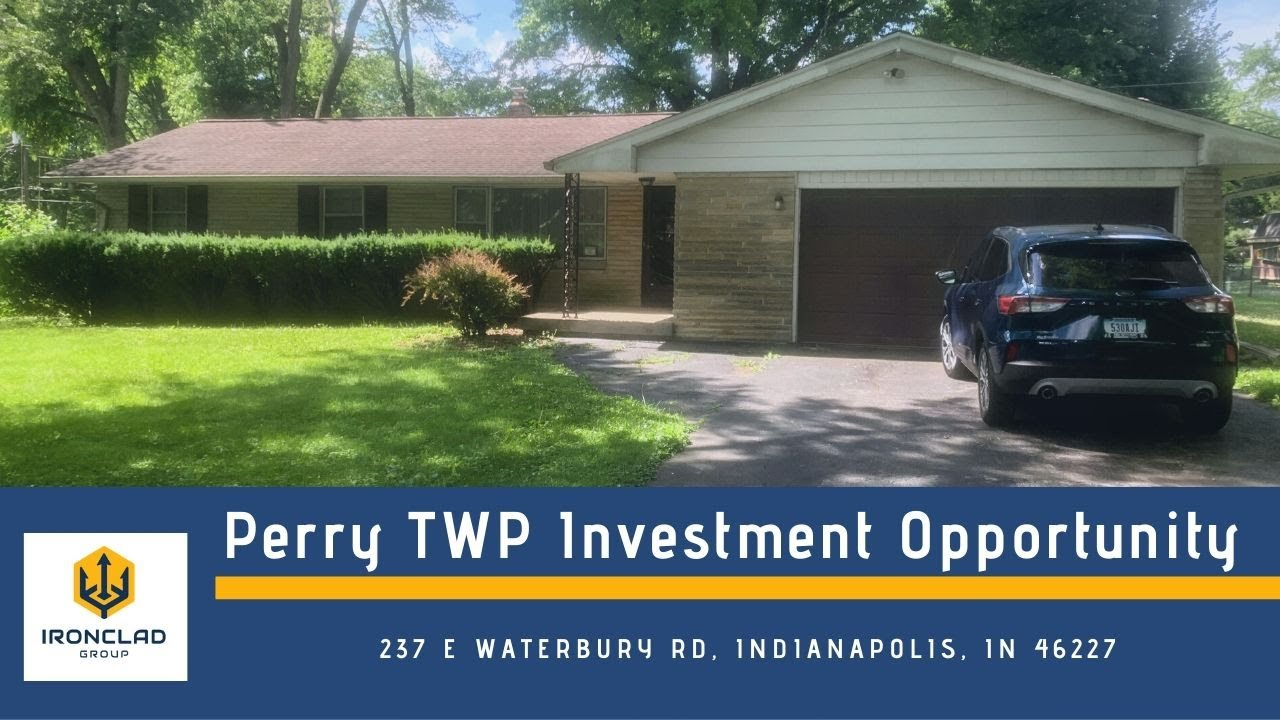 Perry TWP Investment Opportunity