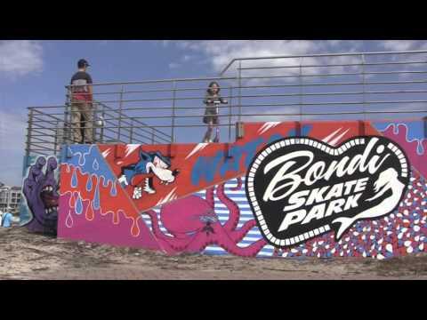 Bondi Beach, Sydney, New South Wales, Australia - 22nd August, 2015