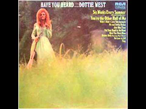 Dottie West-Six Weeks Every Summer(Christmas Every Other Year)