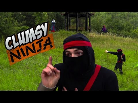 CLUMSY NINJA MOVIE TRAILER Parody