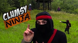 clumsy ninja end