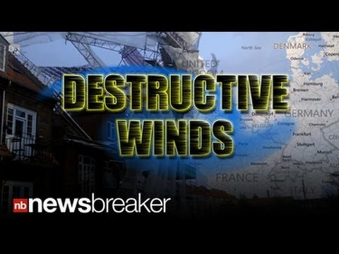 destructive winds Destructive winds and tornadoes carve through the us damaging weather system affects a number of states, from the upper plains to the mid atlantic.