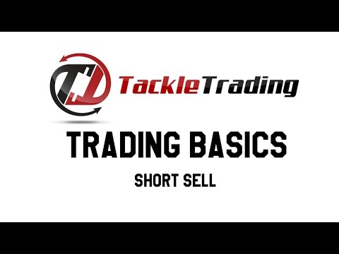Trading Basics: Short Selling
