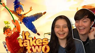 Testing our relationship in It Takes Two!! (Part 2)