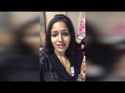 Vizhi Neerum Cover Song By Eshitha |  Ennai Nokki Paayum Thota