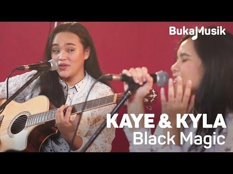 Kaye & Kyla - Black Magic (Little Mix Cover) | BukaMusik