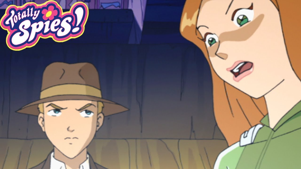 The Temple! | Totally Spies Official